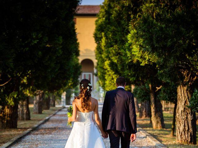 Il matrimonio di Massimo e Elena a Calco, Lecco 17