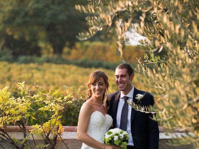 Il matrimonio di Massimo e Elena a Calco, Lecco 20