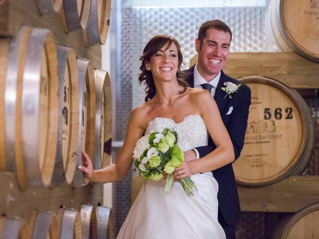 Il matrimonio di Massimo e Elena a Calco, Lecco 23