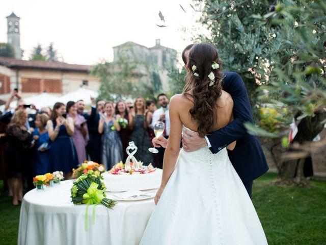 Il matrimonio di Massimo e Elena a Calco, Lecco 24