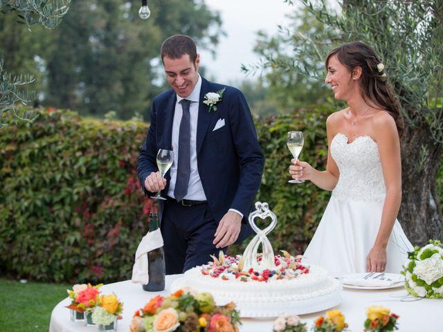 Il matrimonio di Massimo e Elena a Calco, Lecco 25