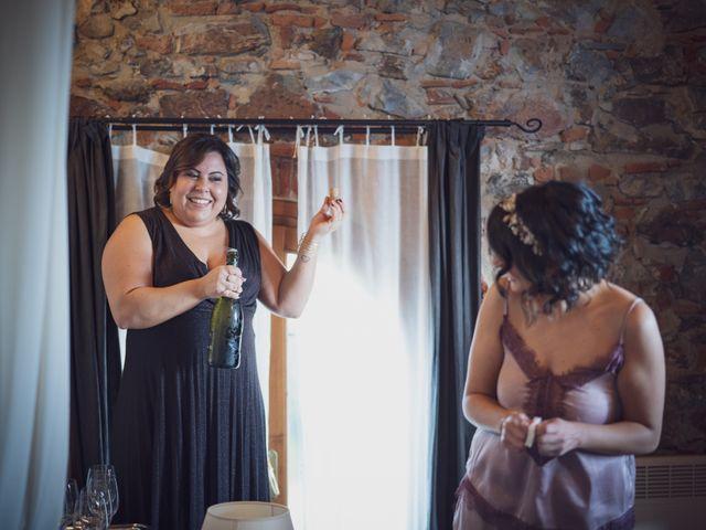 Il matrimonio di Alessio e Mirka a Carmignano, Prato 15