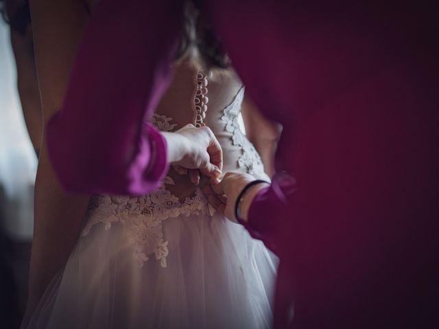 Il matrimonio di Alessio e Mirka a Carmignano, Prato 18