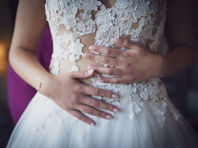 Il matrimonio di Alessio e Mirka a Carmignano, Prato 19