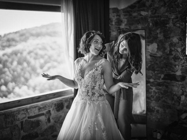 Il matrimonio di Alessio e Mirka a Carmignano, Prato 20