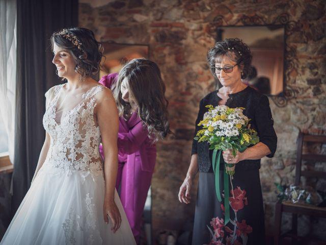 Il matrimonio di Alessio e Mirka a Carmignano, Prato 21