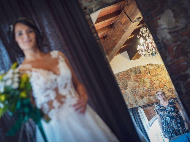 Il matrimonio di Alessio e Mirka a Carmignano, Prato 23