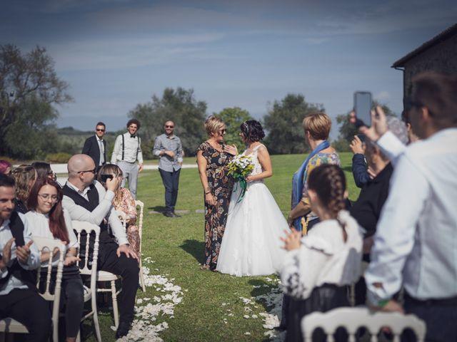 Il matrimonio di Alessio e Mirka a Carmignano, Prato 26