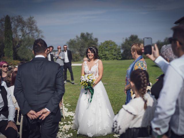 Il matrimonio di Alessio e Mirka a Carmignano, Prato 27