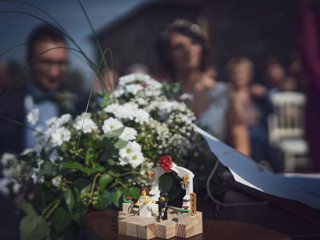Il matrimonio di Alessio e Mirka a Carmignano, Prato 29