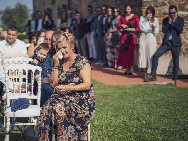 Il matrimonio di Alessio e Mirka a Carmignano, Prato 30