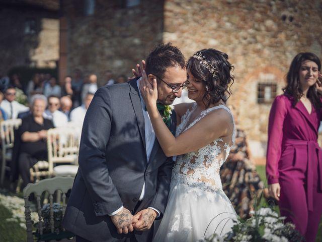 Il matrimonio di Alessio e Mirka a Carmignano, Prato 31