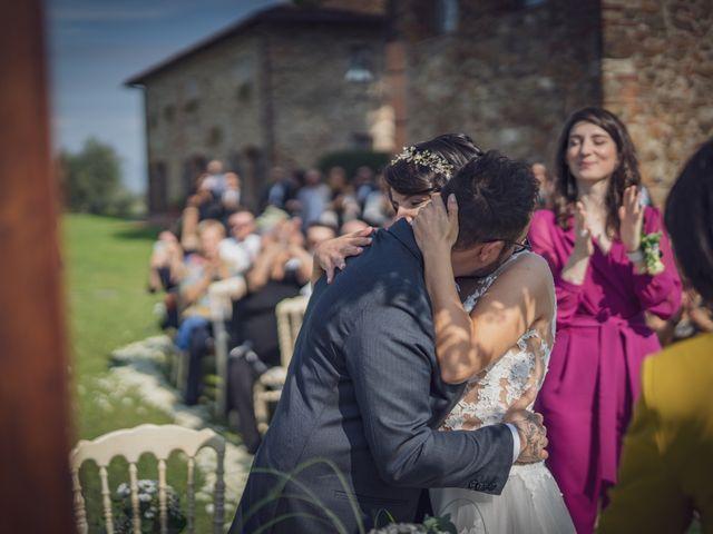 Il matrimonio di Alessio e Mirka a Carmignano, Prato 32