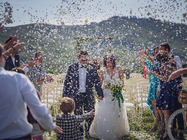 Il matrimonio di Alessio e Mirka a Carmignano, Prato 33