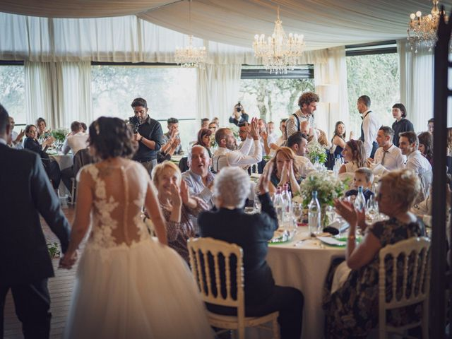 Il matrimonio di Alessio e Mirka a Carmignano, Prato 38