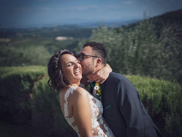 Il matrimonio di Alessio e Mirka a Carmignano, Prato 40
