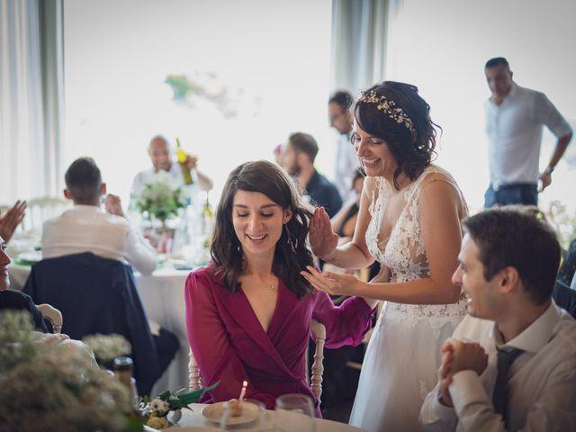 Il matrimonio di Alessio e Mirka a Carmignano, Prato 42
