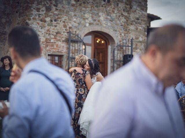Il matrimonio di Alessio e Mirka a Carmignano, Prato 55