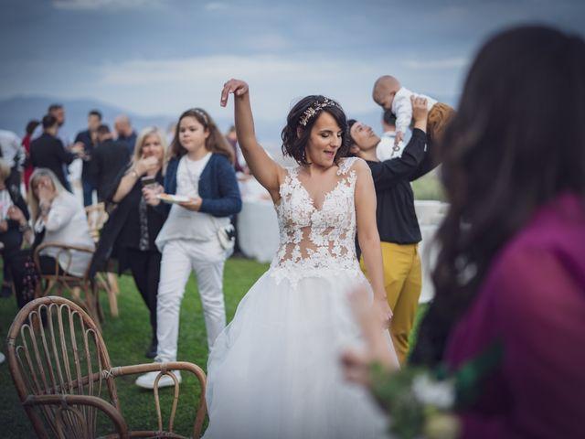 Il matrimonio di Alessio e Mirka a Carmignano, Prato 59
