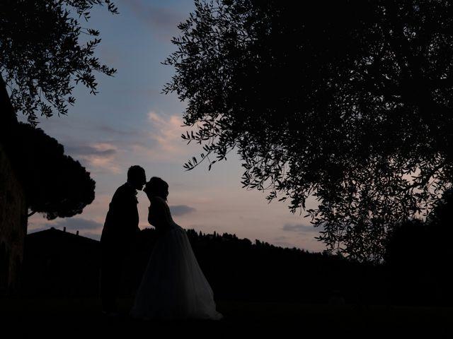 Il matrimonio di Alessio e Mirka a Carmignano, Prato 60