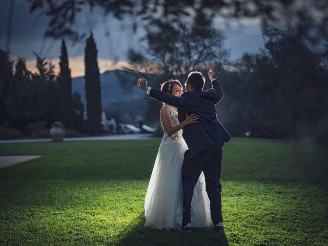 Il matrimonio di Alessio e Mirka a Carmignano, Prato 1