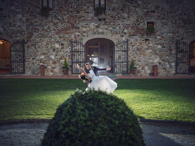 Le nozze di Mirka e Alessio