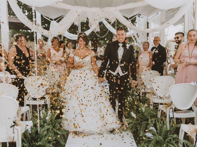 Le nozze di Daisy e Simone