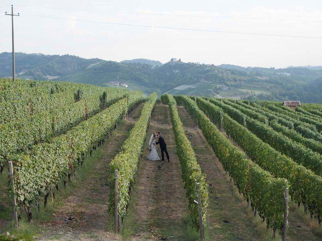 Il matrimonio di Frank e Laura a Serralunga d'Alba, Cuneo 2