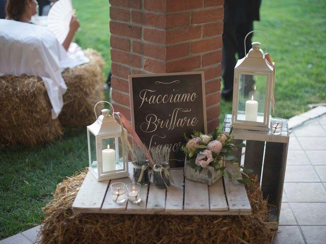 Il matrimonio di Frank e Laura a Serralunga d'Alba, Cuneo 5