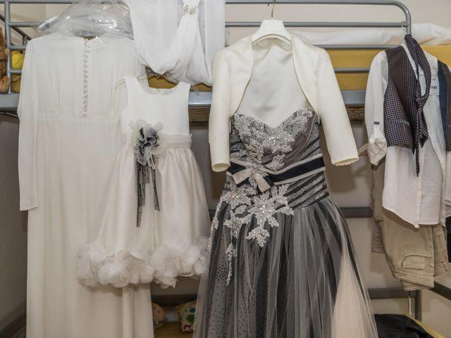 Il matrimonio di Monica e Gianluca a Reggio nell'Emilia, Reggio Emilia 1