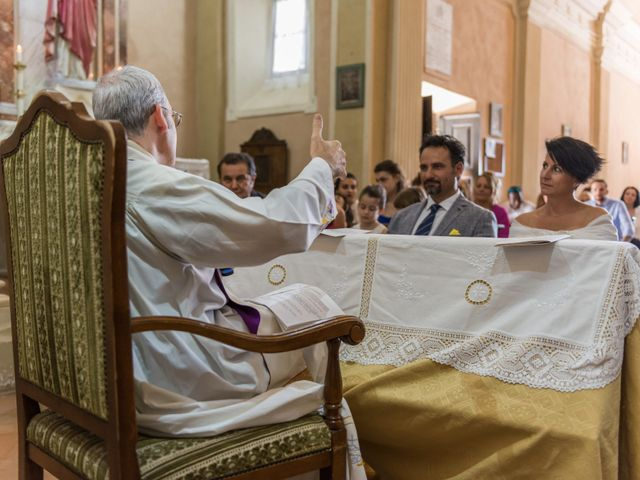 Il matrimonio di Monica e Gianluca a Reggio nell'Emilia, Reggio Emilia 5