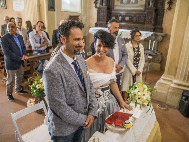 Il matrimonio di Monica e Gianluca a Reggio nell'Emilia, Reggio Emilia 6
