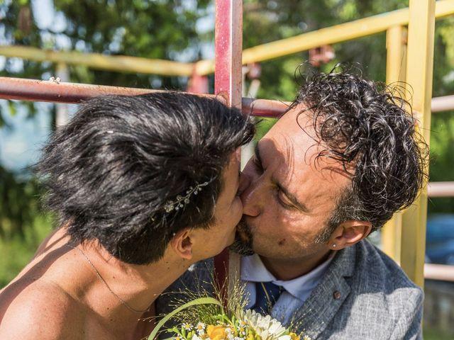 Il matrimonio di Monica e Gianluca a Reggio nell'Emilia, Reggio Emilia 14