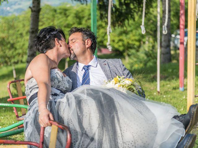 Il matrimonio di Monica e Gianluca a Reggio nell'Emilia, Reggio Emilia 15