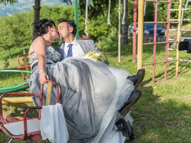 Il matrimonio di Monica e Gianluca a Reggio nell'Emilia, Reggio Emilia 16
