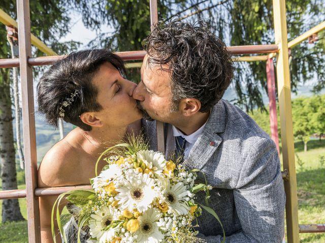 Il matrimonio di Monica e Gianluca a Reggio nell'Emilia, Reggio Emilia 18