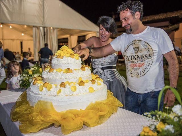 Il matrimonio di Monica e Gianluca a Reggio nell'Emilia, Reggio Emilia 35