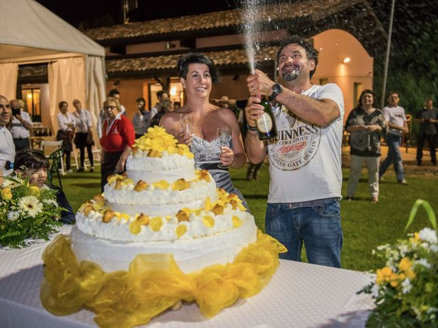 Il matrimonio di Monica e Gianluca a Reggio nell'Emilia, Reggio Emilia 36