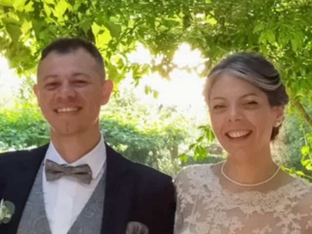 Le nozze di Cinzia  e Paolo