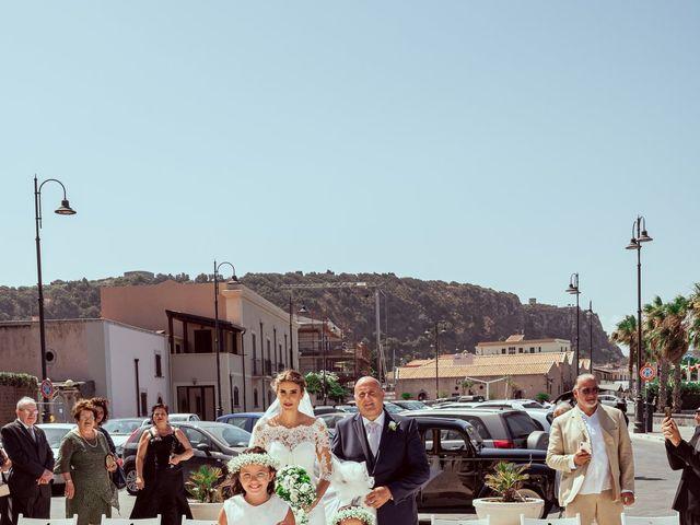 Il matrimonio di Francesco e Giusy a Milazzo, Messina 16