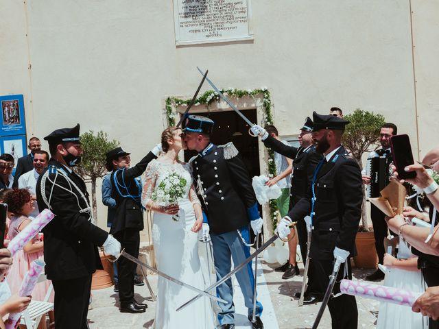 Il matrimonio di Francesco e Giusy a Milazzo, Messina 22