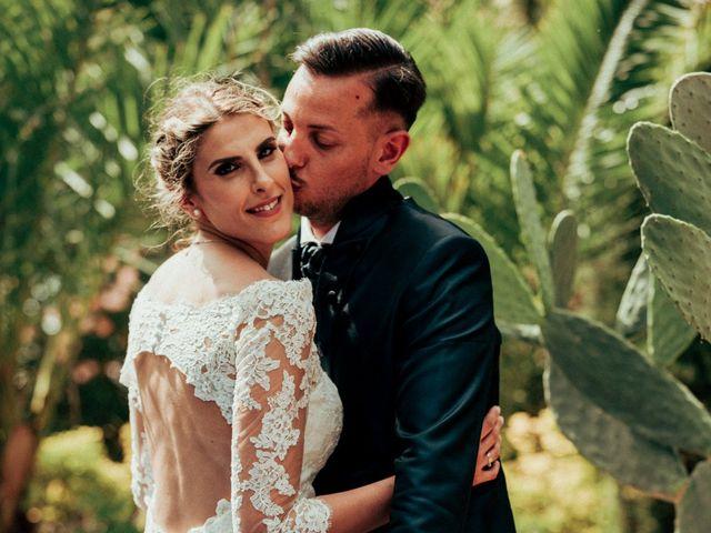 Il matrimonio di Francesco e Giusy a Milazzo, Messina 35