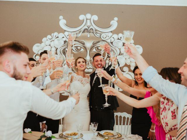 Il matrimonio di Francesco e Giusy a Milazzo, Messina 44