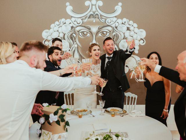 Il matrimonio di Francesco e Giusy a Milazzo, Messina 45