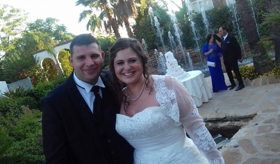 Il matrimonio di Filippo  e Sarah Joy a Sciacca, Agrigento