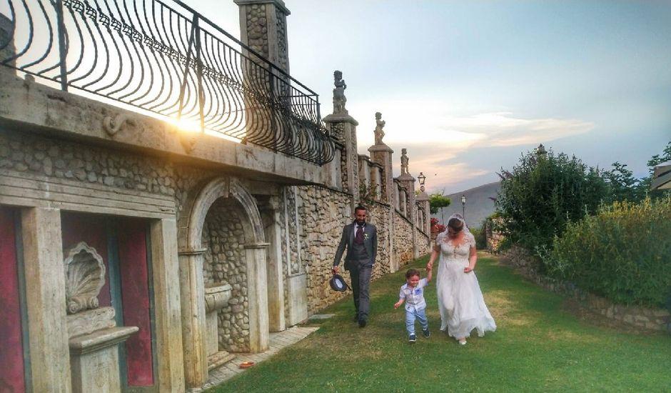 Il matrimonio di Daniele  e Gaia a Nerola, Roma