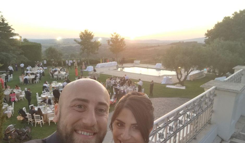 Il matrimonio di Antonio e Naima a Bassano Romano, Viterbo