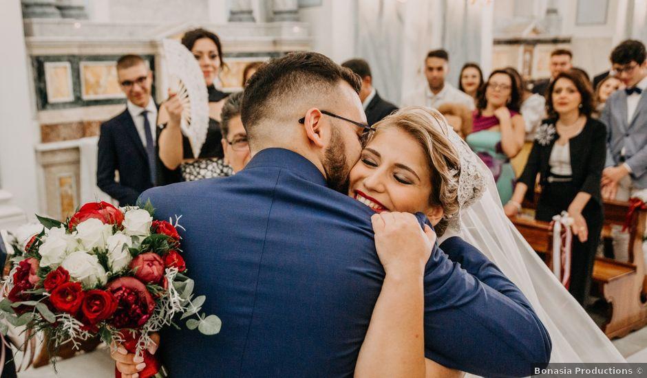 Il matrimonio di Concetta e Giuseppe a Barrafranca, Enna