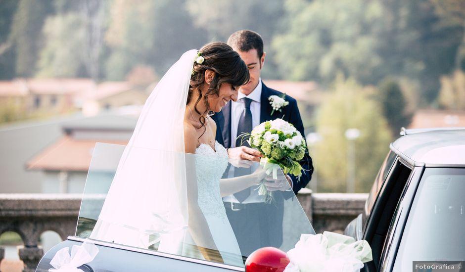 Il matrimonio di Massimo e Elena a Calco, Lecco