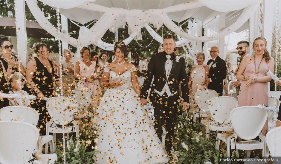Il matrimonio di Simone e Daisy a Saluzzo, Cuneo
